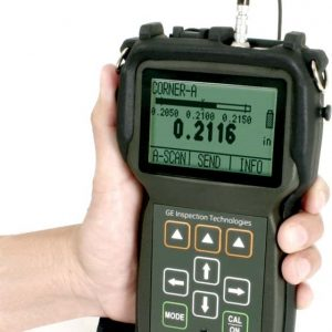 CL5 Ultrasonic Precision Thickness Gauge