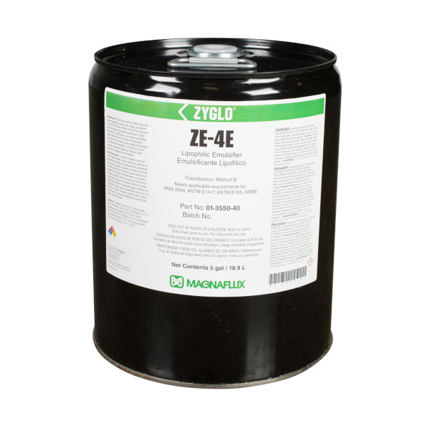 ZE-4E 5 Gallon