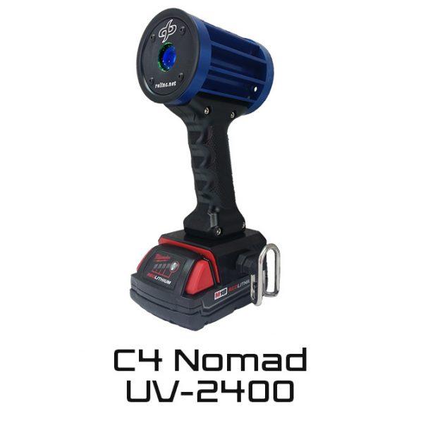REL C4 Nomad UV-2400