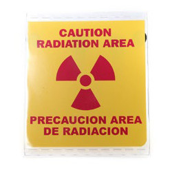 SESPCRAL_Caution_RadiationArea_Spanish